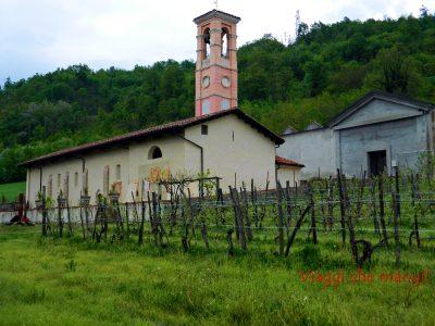 Esterno della Chiesa di San Fiorenzo.