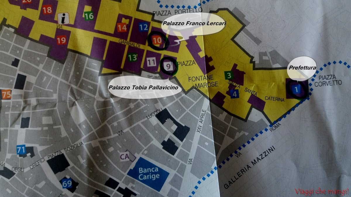 RolliDays-mappa