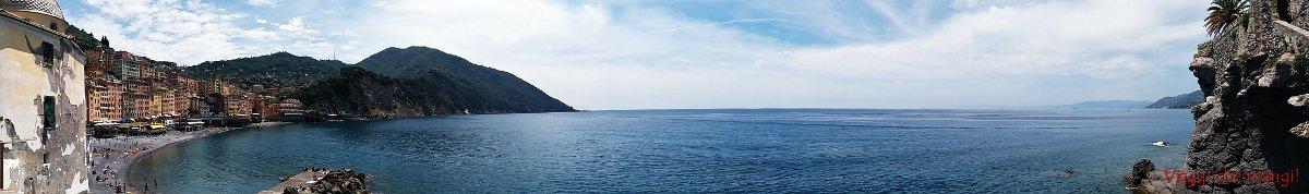 Camogli_panorama_castello_dragonara