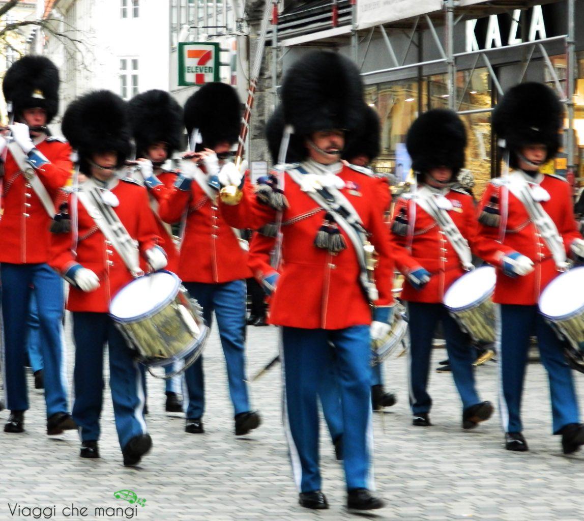 Cambio della Guardia, Copenaghen