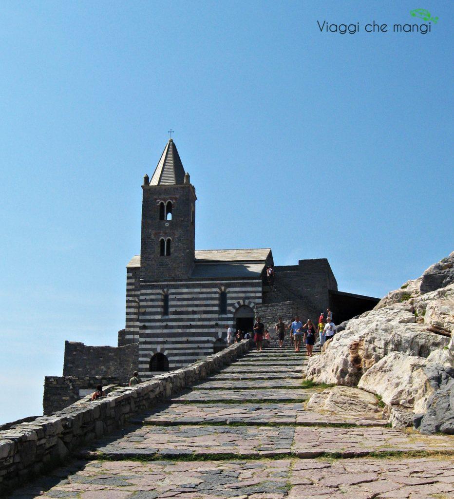 chiesa di san pietro a portovenere.