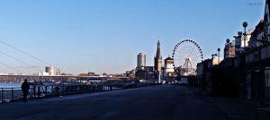 Passeggiata sul Reno a Düsseldorf.: una delle cose da fare in quattro giorni tra Düsseldorf e Colonia