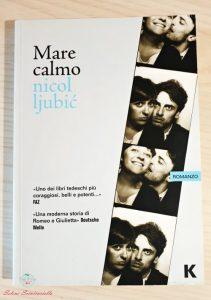 Mare Calmo, Nicol Ljubić. Libro sulla guerra in Jugoslavia.