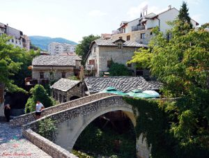 Kriva Ćuprija Mostar.