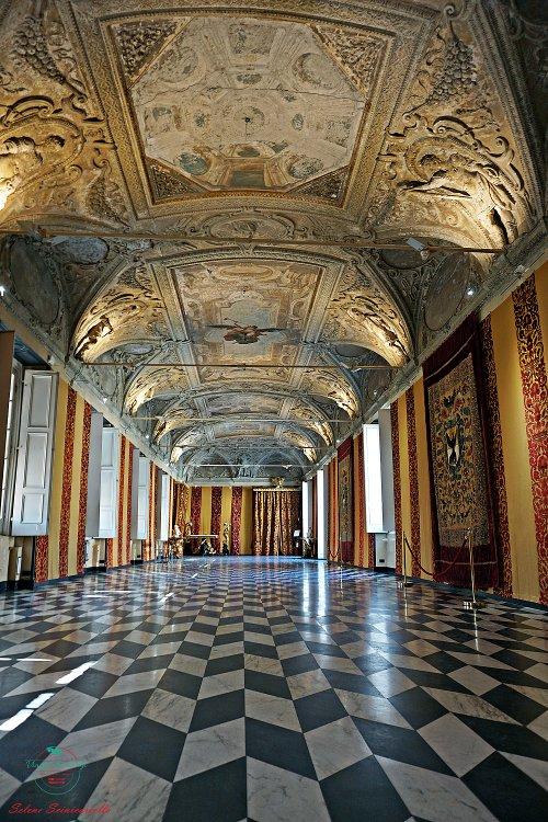 Galleria Aurea Villa del Principe Genova.