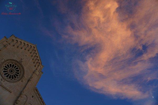 tramonto matera