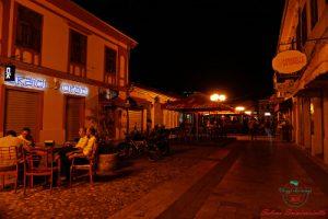 Rruga Kole Idromeno,Scutari città da visitare in Albania.