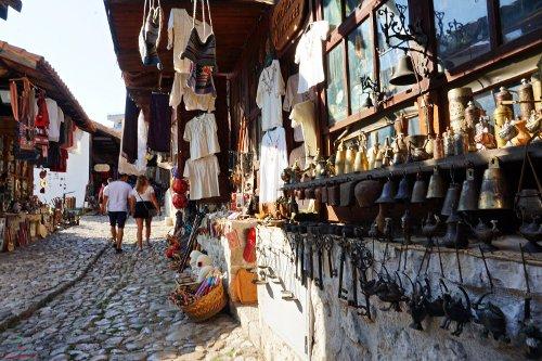 bazar Krujë città da visitare in albania