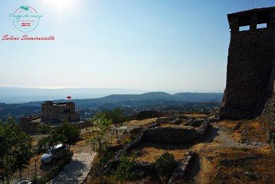 castello Krujë, una delle città da visitare in albania.