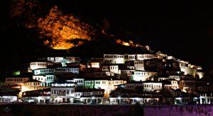 berati di notte città da visitare in albania