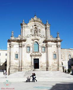 Chiesa di San Francesco, Matera in un giorno