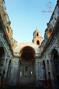 chiesa bussana vecchia borghi liguri da visitare