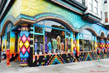 Haight e Ashbury Street, San Francisco, una delle mete per il 2018