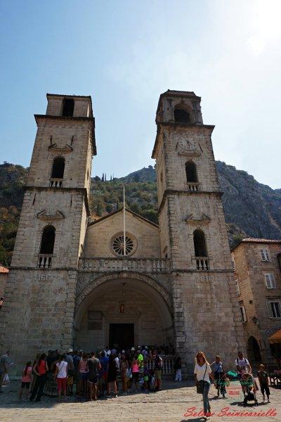 Cattedrale di San Trifone, Kotor, Montenegro.