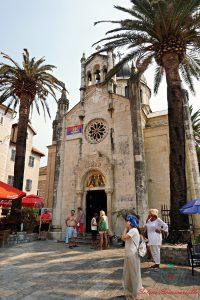 cosa vedere a kotor e nei suoi dintorni: Chiesa ortodossa dell'Arcangelo Michele, Herceg Novi, Montenegro.