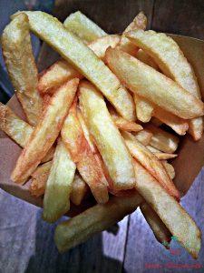 cosa mangiare ad amsterdam: patatine fritte
