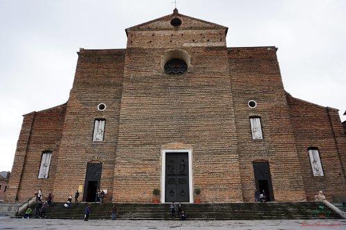 Una delle chiese da vedere a Padova è la Basilica di Santa Giustina.
