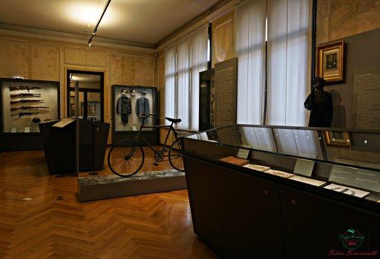 cosa vedere a Padova: il Museo del Risorgimento ospitato all'interno del Piano Nobile del Caffè Pedrocchi.