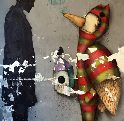 Padova è famosa anche per la sua Street Art.
