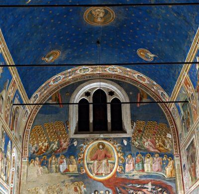 Cosa vedere a Padova: la Cappella degli Scrovegni, una delle attrazioni comprese all'interno della Padova Card.