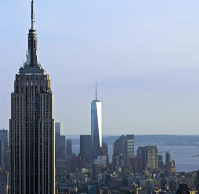 tra le 5 mete da brivido inserisco Manhattan e il panorama dal Top Of The Rock.