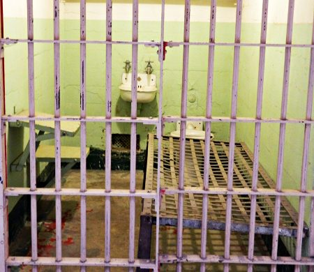 tra le 5 mete da brivido c'è la prigione di alcatraz.