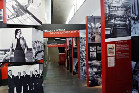 Non dimenticarti di visitare la Sezione dedicata al naufragio dell'Andrea Doria al Galata Museo del Mare.