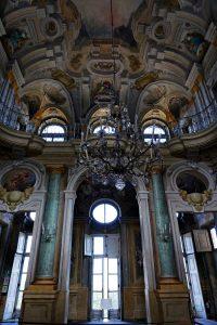 Il Salone della Villa della Regina di Torino, una delle cose da fare a Torino.