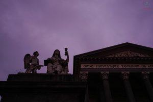 Cosa fare a Torino: visitare la chiesa della gran madre di dio.