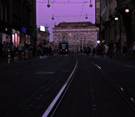 Cosa vedere a Zagabria: la via dei negozi.