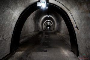 Cosa vedere a Zagabria: il Tunnel Grič.