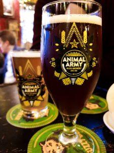 Dove bere birra artigianale a L'Aia: The Fiddler Pub.