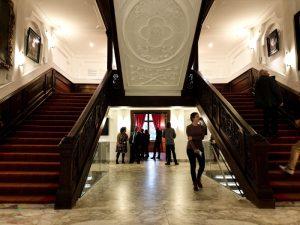 Cosa vedere a L'Aia: la mauritshuis, il museo più famoso della città.