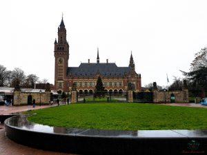 Cosa vedere a L'Aia: il Palazzo della Pace.
