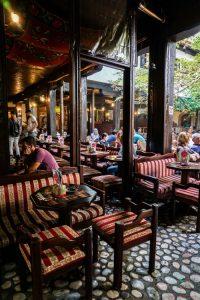 Dove mangiare a Sarajevo: Caffe slastičarna Divan.
