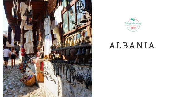 I viaggi del travel blog Viaggi che mangi: albania.