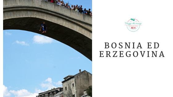 I viaggi del travel blog Viaggi che mangi: bosnia ed erzegovina.