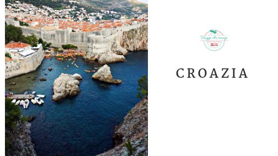 I viaggi del travel blog Viaggi che mangi: croazia.