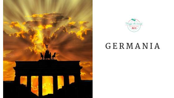 I viaggi del travel blog Viaggi che mangi: germania.