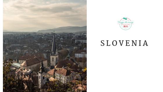 I viaggi del travel blog Viaggi che mangi: slovenia.