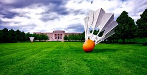 Cosa fare a Kansas city: visitare l'Atkins Art Museum.