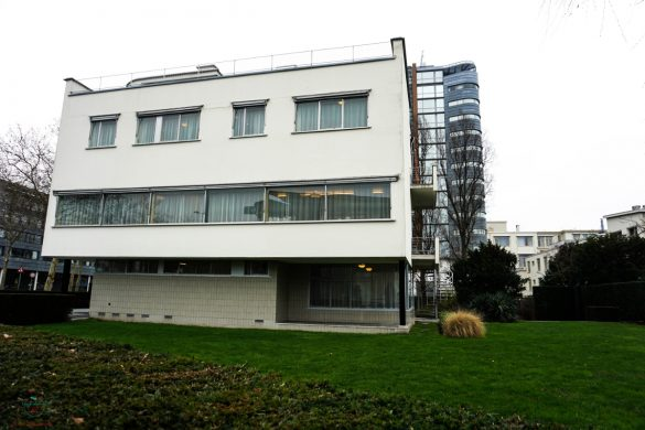 Cosa vedere a Rotterdam: Sonneveld House.