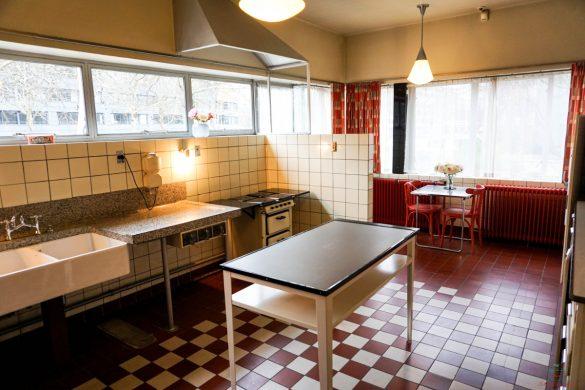 Cucina della Sonneveld House.