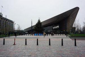 Stazione Centrale di Rotterdam.