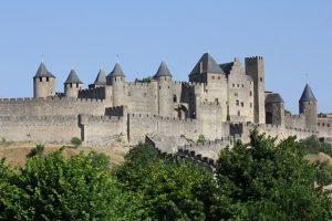 Dove andare in vacanza in primavera: carcassonne.