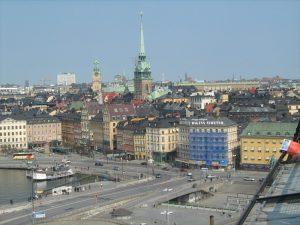 Stoccolma è un'ottima meta per la primavera.