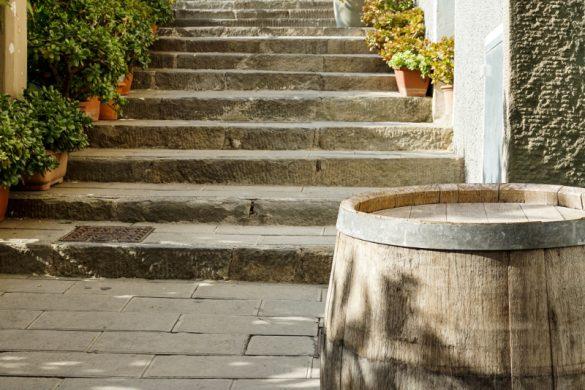 Vicolo di Riomaggiore.