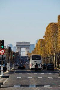 Champs-Élysées, Parigi.