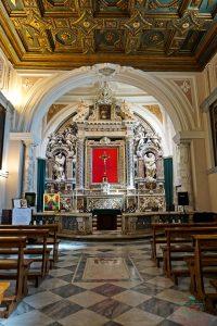 Cosa vedere a foggia: chiesa della misericordia.