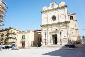 Cosa vedere a foggia: Chiesa di San Giovanni Battista.